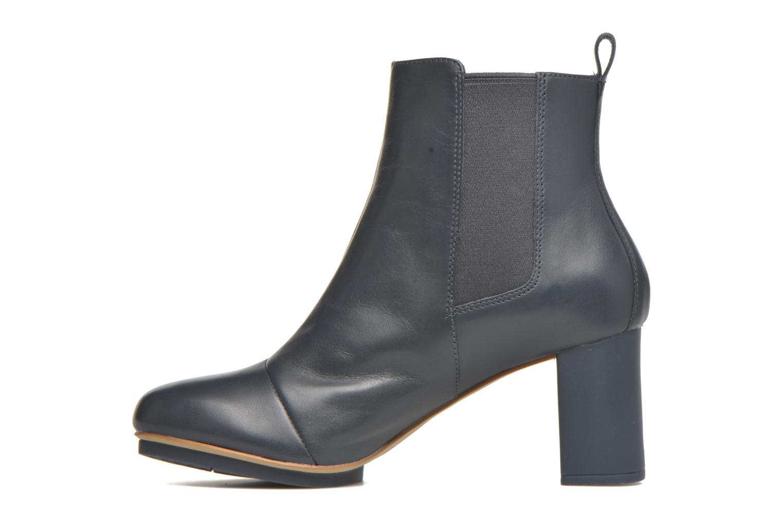 Bottines et boots Camper Myriam Bleu vue face