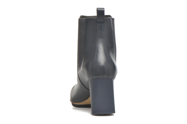 Bottines et boots Camper Myriam Bleu vue droite