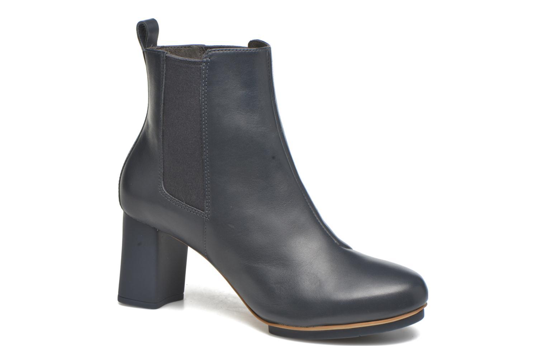 Bottines et boots Camper Myriam Bleu vue détail/paire