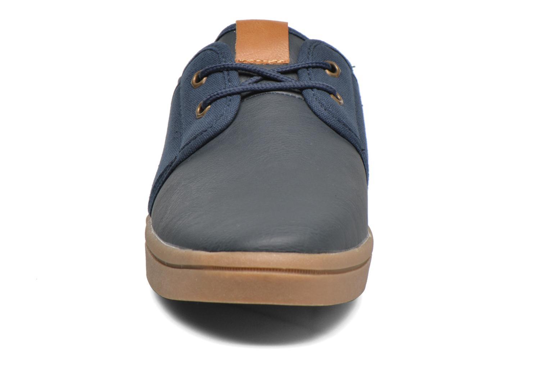 Baskets I Love Shoes KETWO Bleu vue portées chaussures