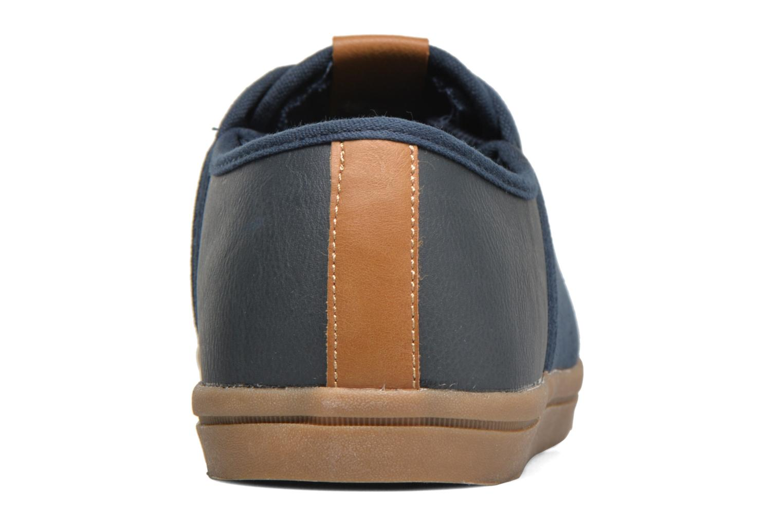 Baskets I Love Shoes KETWO Bleu vue droite