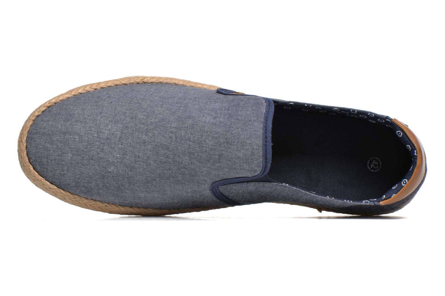 Espadrilles I Love Shoes KEDRILLE Blauw links