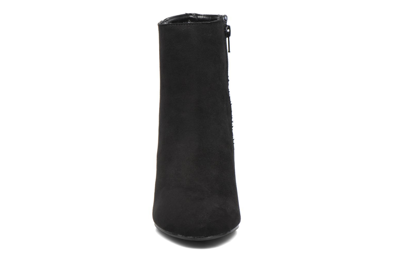 Bottines et boots Dorothy Perkins Ashe Noir vue portées chaussures