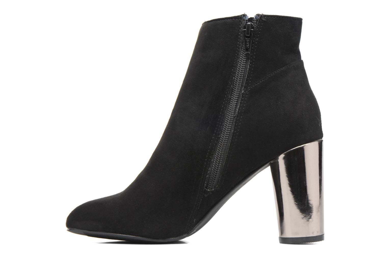 Bottines et boots Dorothy Perkins Ashe Noir vue face