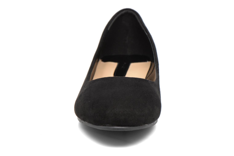 Ballerines Dorothy Perkins Hula Noir vue portées chaussures