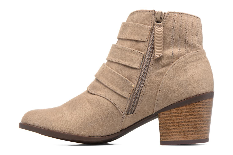 Bottines et boots Dorothy Perkins Angela Marron vue face