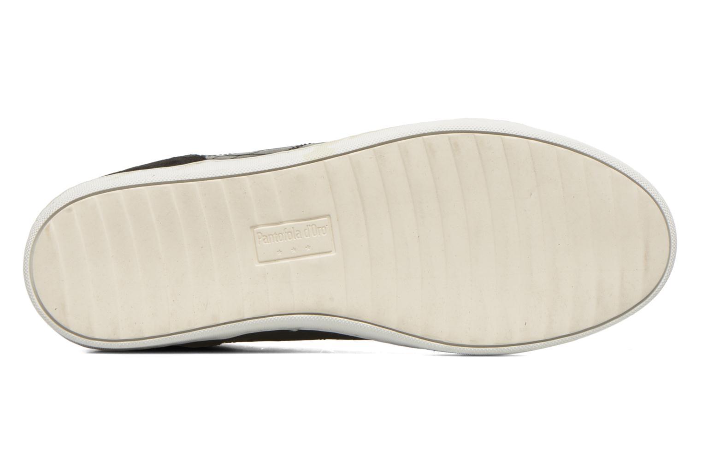 Sneaker Pantofola d'Oro Montefino low JR schwarz ansicht von oben