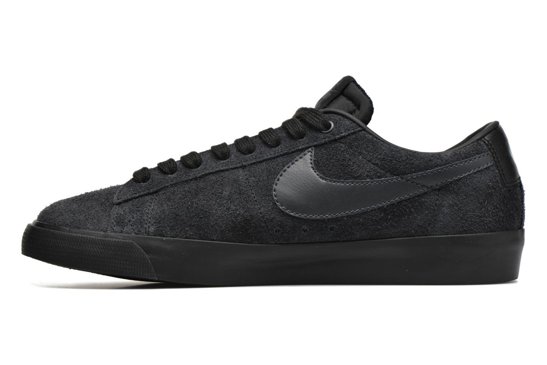 Sneakers Nike Blazer Low Gt Nero immagine frontale