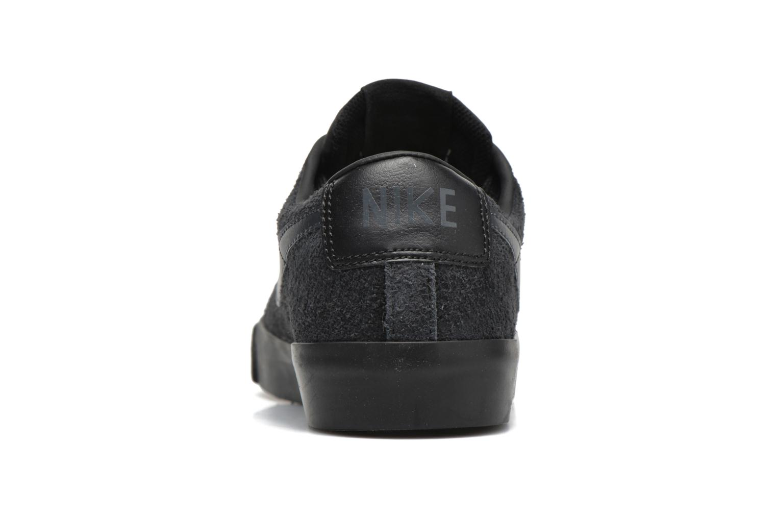 Trainers Nike Blazer Low Gt Black view from the right