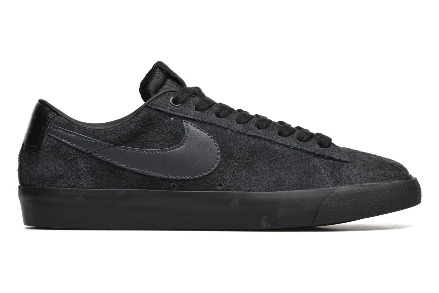 Trainers Nike Blazer Low Gt Black back view