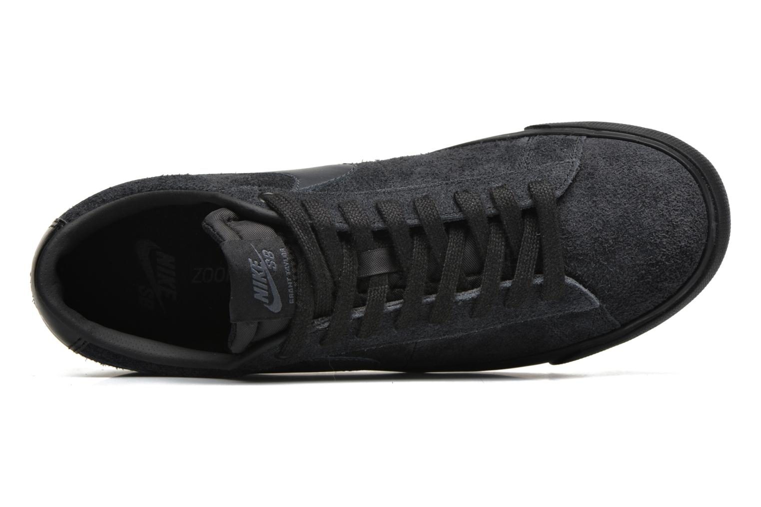 Trainers Nike Blazer Low Gt Black view from the left
