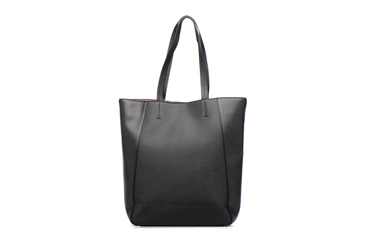 Sacs à main Dorothy Perkins Black Insert Shopper Noir vue face