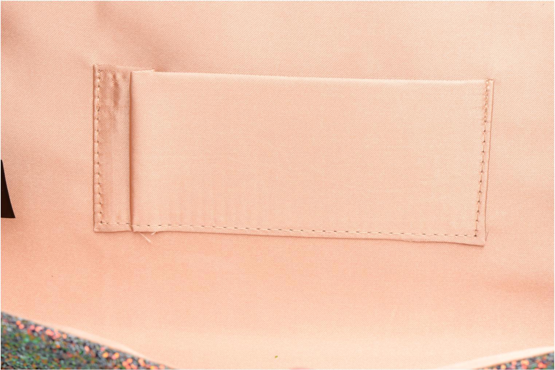 Handtassen Dorothy Perkins Large Structured Clutch Multicolor achterkant