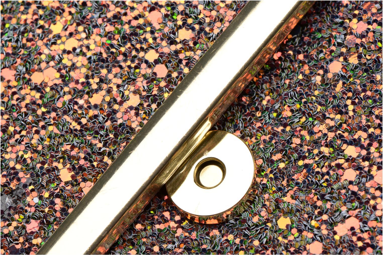 Handtassen Dorothy Perkins Large Structured Clutch Multicolor links