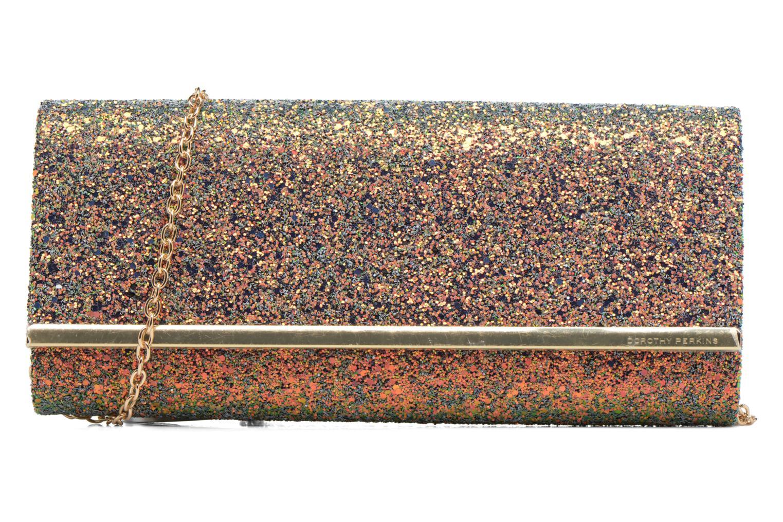 Handtassen Dorothy Perkins Large Structured Clutch Multicolor detail