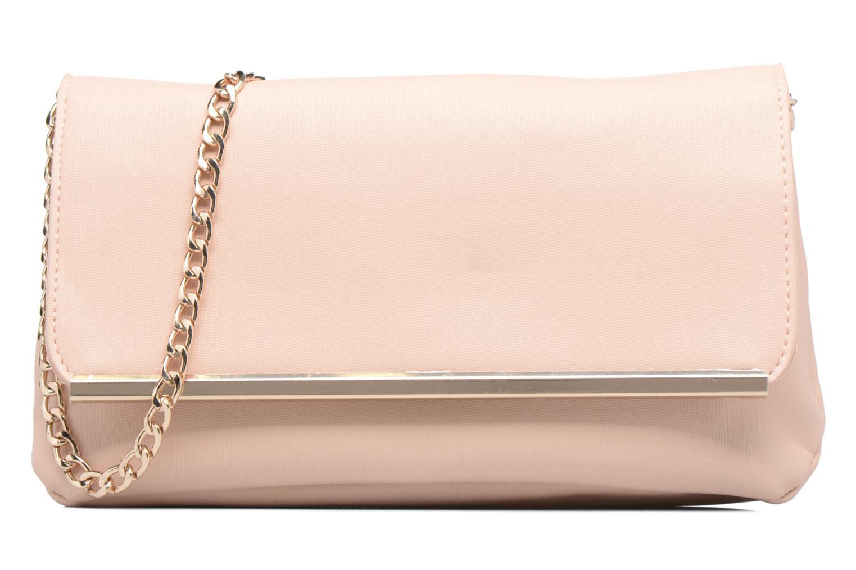 Handtassen Dorothy Perkins Large Structured Clutch Roze detail