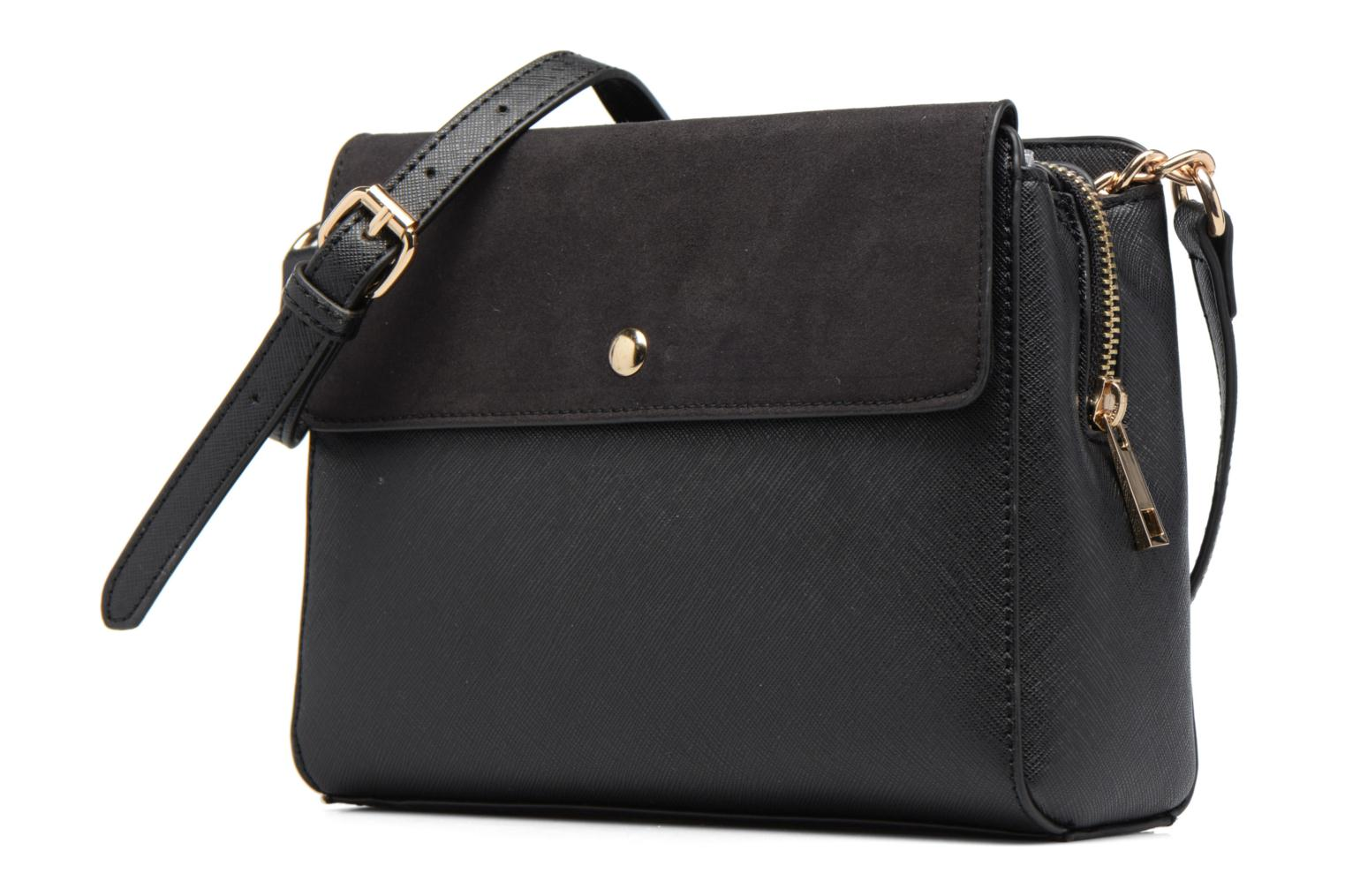 Triple Compartment Body Black
