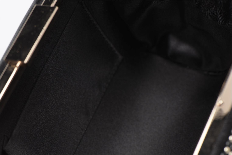 Sacs pochettes Dorothy Perkins Studded Box Clutch Noir vue derrière