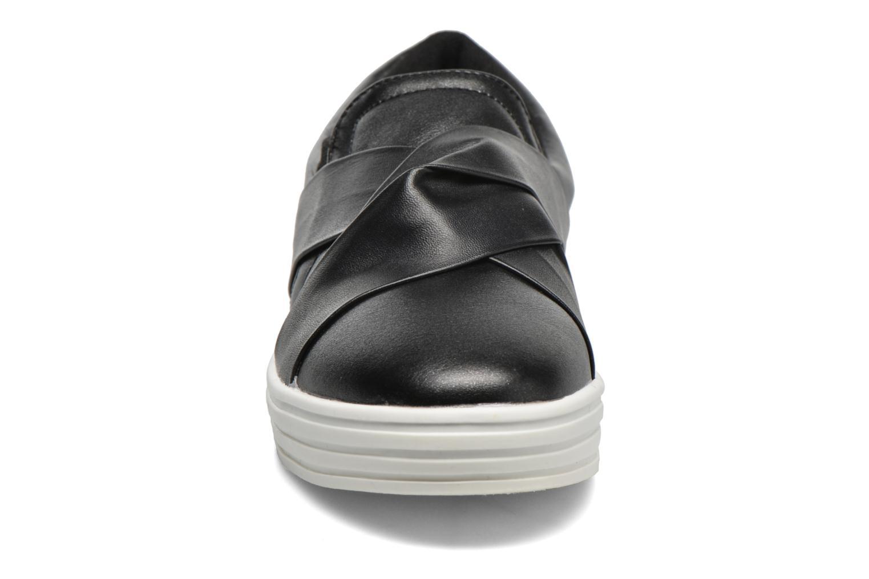 Deportivas I Love Shoes THEN Negro vista del modelo
