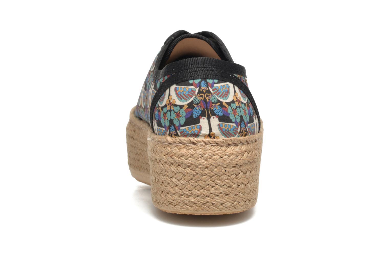 Alpargatas Ippon Vintage Nami Multicolor vista lateral derecha