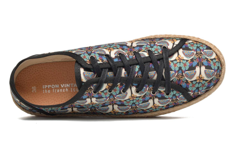Alpargatas Ippon Vintage Nami Multicolor vista lateral izquierda