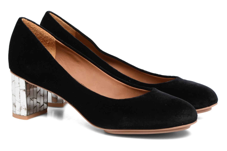Zapatos de tacón See by Chloé Arina Pump Negro vista 3/4
