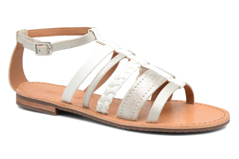 Sandali e scarpe aperte Geox D SOZY E D722CE Argento vedi dettaglio/paio