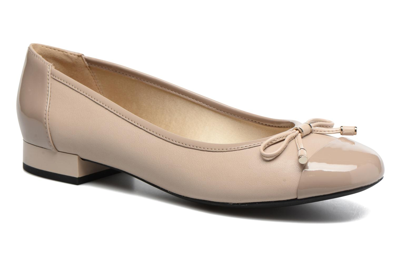 ZapatosGeox D WISTREY - F D724GF (Beige) - WISTREY Bailarinas   Gran descuento 2a8e70