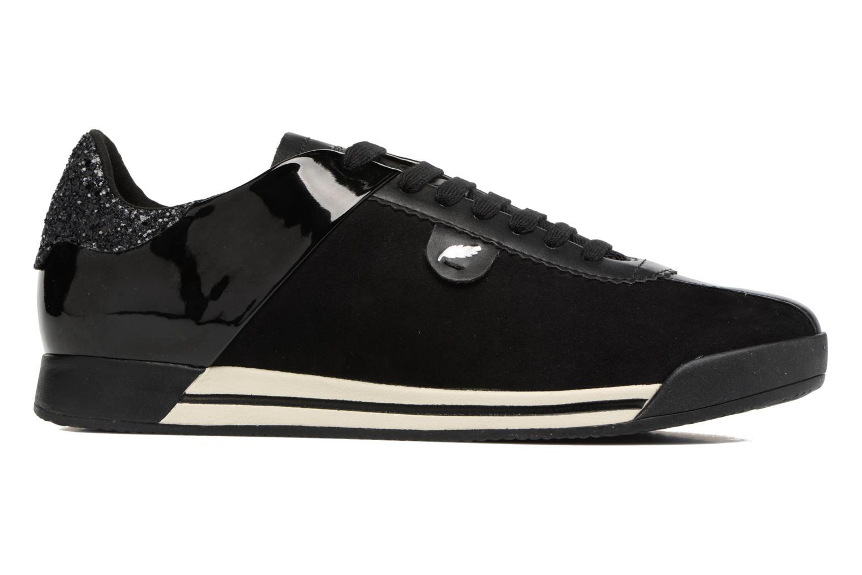 Sneakers Geox D CHEWA A D724MA Nero immagine posteriore