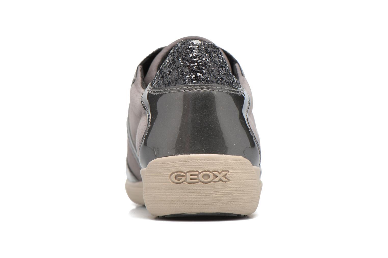 Sneakers Geox D MYRIA A D7268A Grigio immagine destra