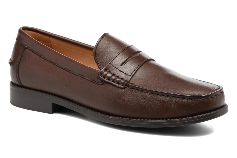 Geox U Damon A Mocassins cuir Chaussures Hommes TrhIs3PIy