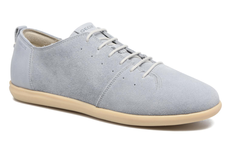 Sneakers Geox U NEW DO C U720QC Azzurro vedi dettaglio/paio