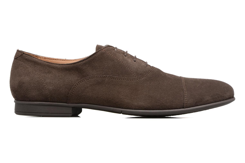 Chaussures à lacets Geox U WILBURG B U722SB Marron vue derrière