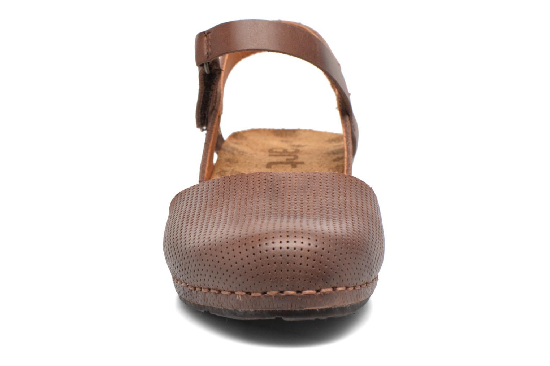 Sandales et nu-pieds Art Pompei 739 Marron vue portées chaussures
