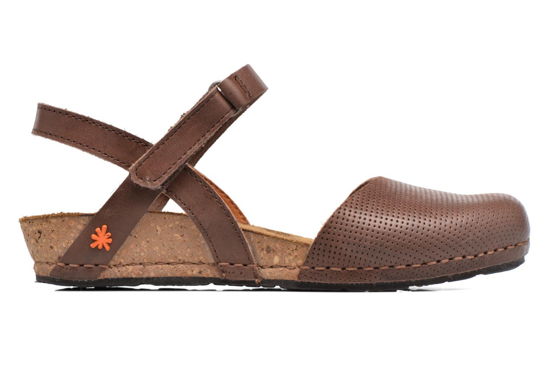 Sandales et nu-pieds Art Pompei 739 Marron vue derrière