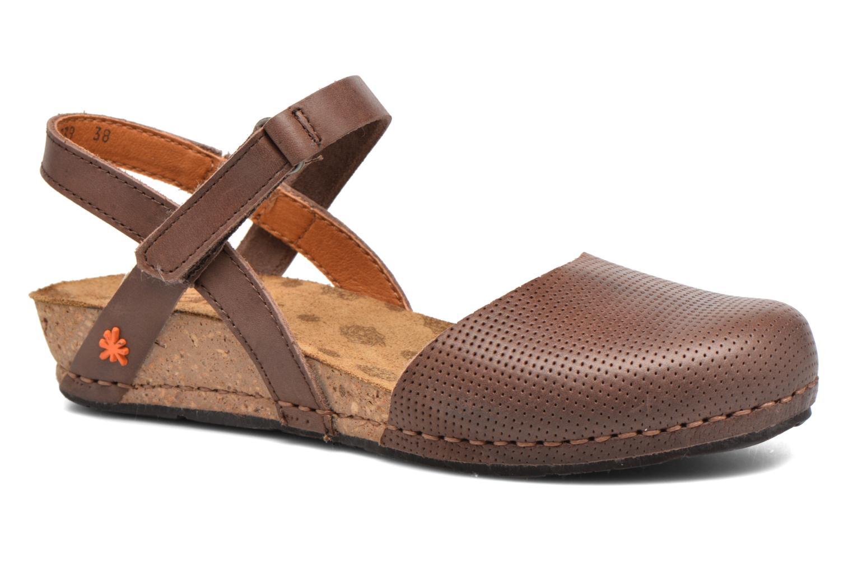 Sandales et nu-pieds Art Pompei 739 Marron vue détail/paire