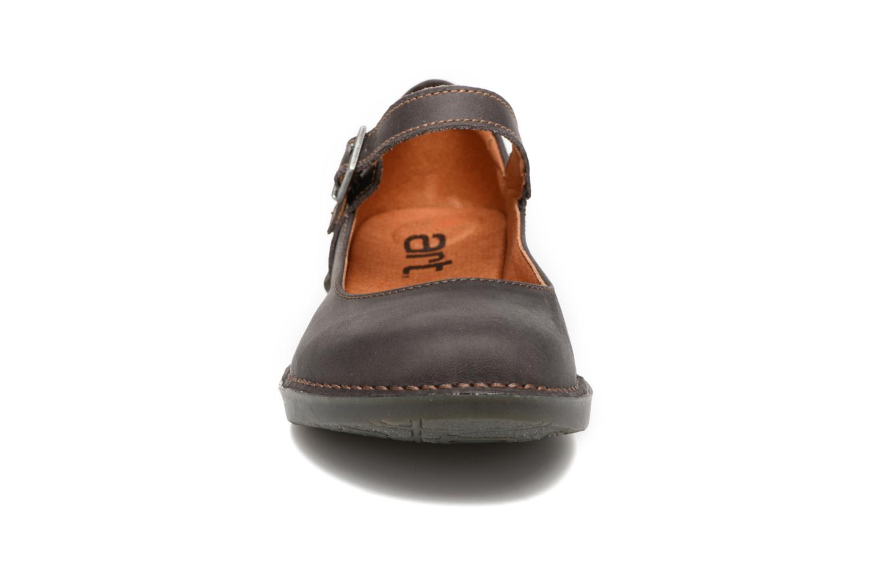 Ballerines Art Bergen 929 Noir vue portées chaussures