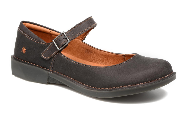 Grandes descuentos últimos zapatos Art Bergen 929 (Negro) - Bailarinas Descuento