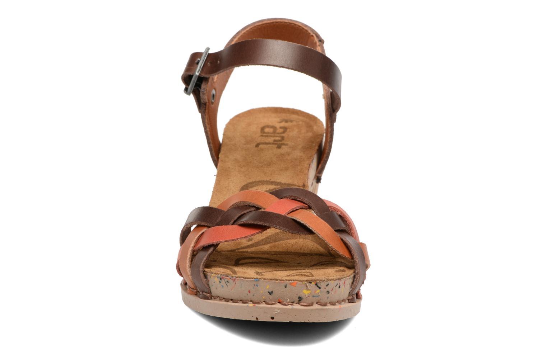 Sandales et nu-pieds Art I Laugh 1110 Multicolore vue portées chaussures