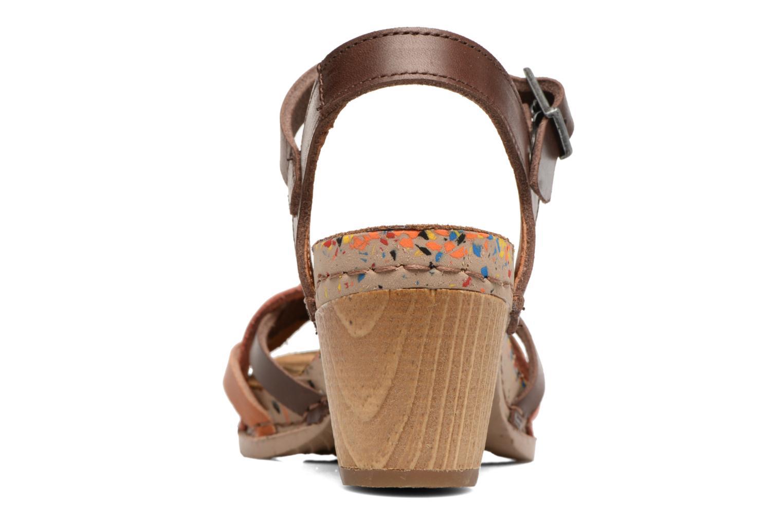 Sandales et nu-pieds Art I Laugh 1110 Multicolore vue droite