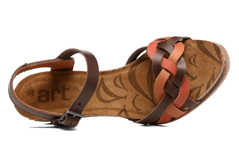 Sandales et nu-pieds Art I Laugh 1110 Multicolore vue gauche