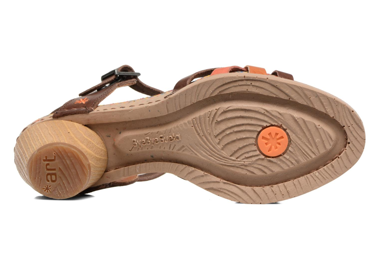 Sandales et nu-pieds Art I Laugh 1110 Multicolore vue haut
