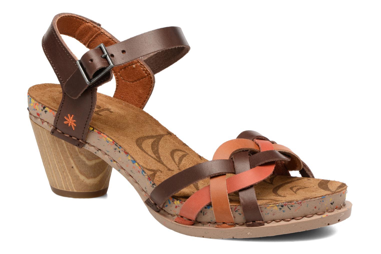 Sandales et nu-pieds Art I Laugh 1110 Multicolore vue détail/paire