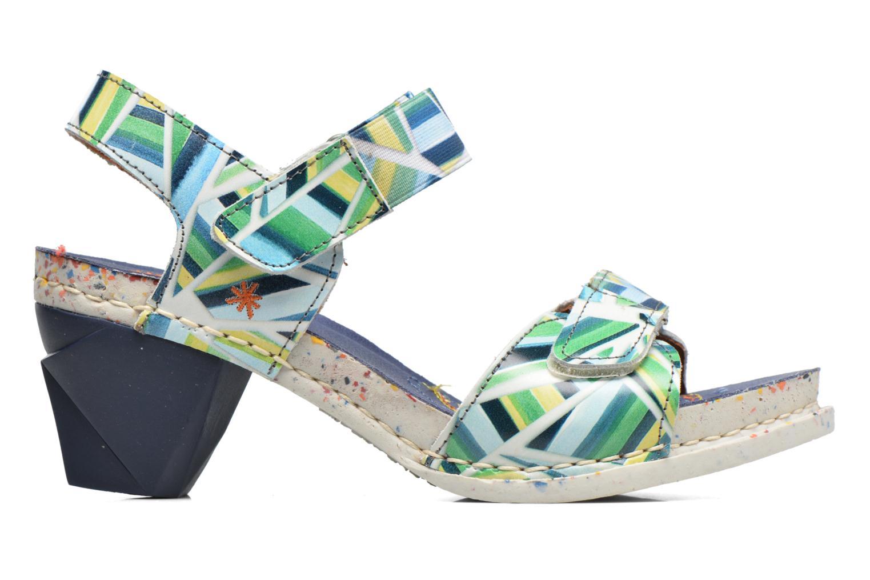 Sandalen Art I Enjoy 1121 mehrfarbig ansicht von hinten