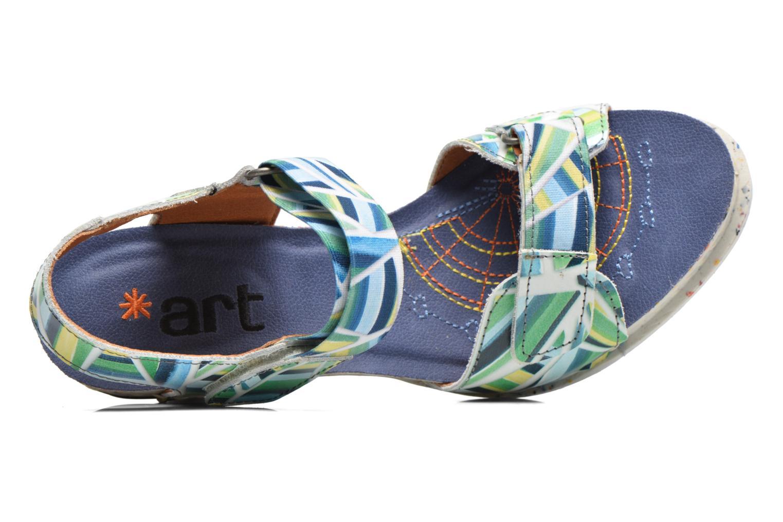 Sandalias Art I Enjoy 1121 Multicolor vista lateral izquierda