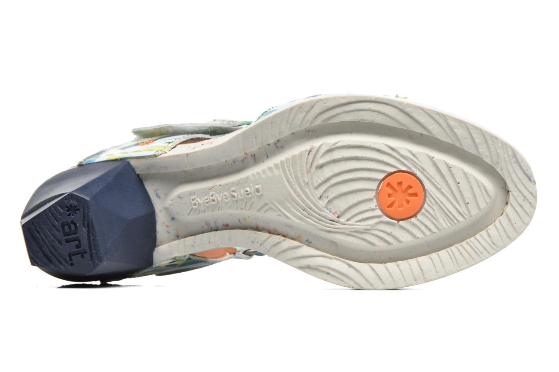 Sandales et nu-pieds Art I Enjoy 1121 Multicolore vue haut