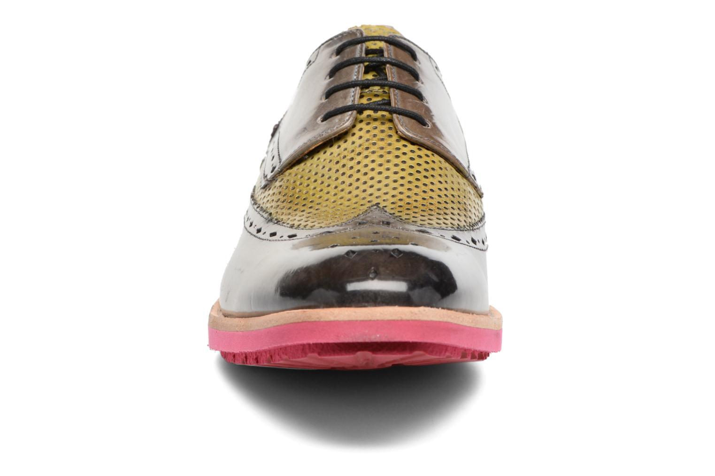 Chaussures à lacets Melvin & Hamilton Eddy 5 Multicolore vue portées chaussures