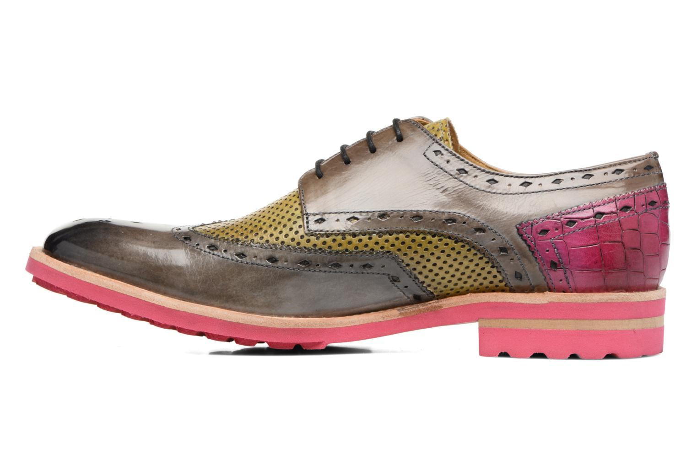 Chaussures à lacets Melvin & Hamilton Eddy 5 Multicolore vue face