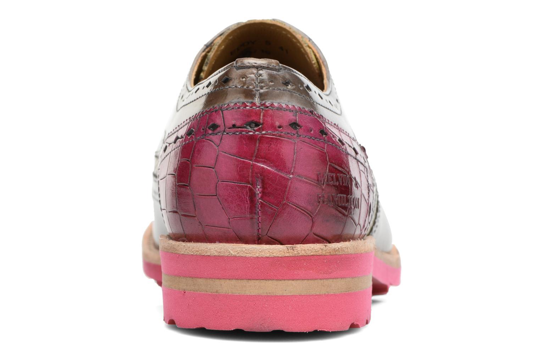 Chaussures à lacets Melvin & Hamilton Eddy 5 Multicolore vue droite