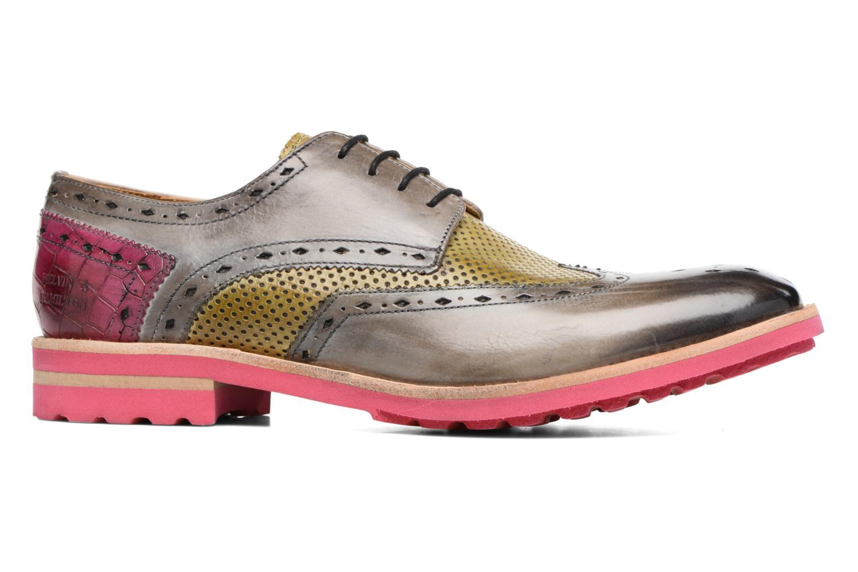 Chaussures à lacets Melvin & Hamilton Eddy 5 Multicolore vue derrière